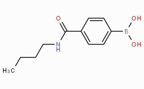 4-(Butylaminocarbonyl)phenylboronic acid