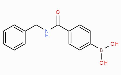 4-(N-Benzylaminocarbonyl)phenylboronic acid