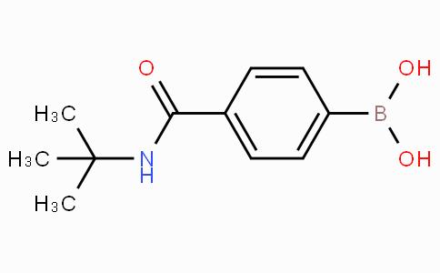 4-(叔丁基甲酰氨)苯基硼酸