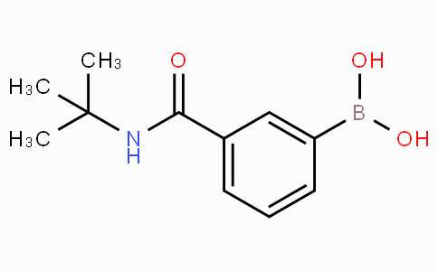 3-(tert-Butylaminocarbonyl)phenylboronic acid