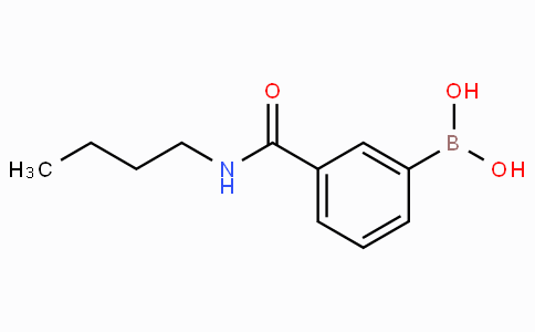 3-(Butylaminocarbonyl)phenylboronic acid
