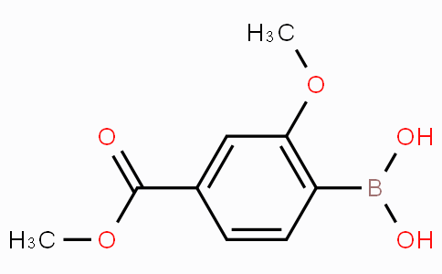 2-Methoxy-4-(methoxycarbonyl)phenylboronic acid