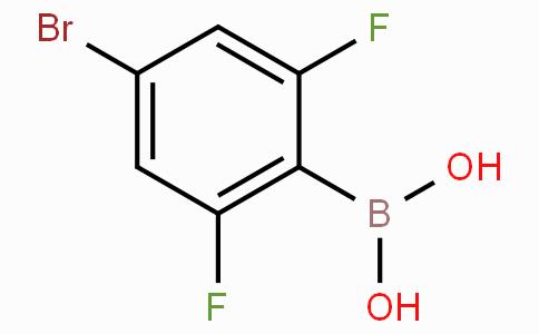 4-Bromo-2,6-difluorophenylboronic acid