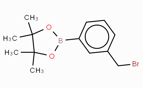 3-Bromomethylphenylboronic acid, pinacol ester