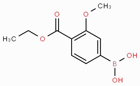 4-Ethoxycarbonyl-3-methoxyphenylboronic acid