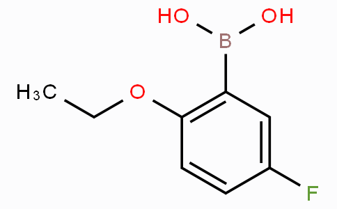 2-Ethoxy-5-fluorophenylboronic acid