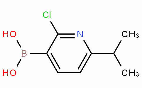 2-Chloro-6-isopropylpyridine-3-boronic acid