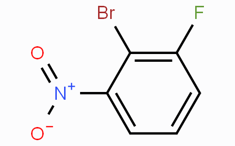 2-溴-3-氟硝基苯
