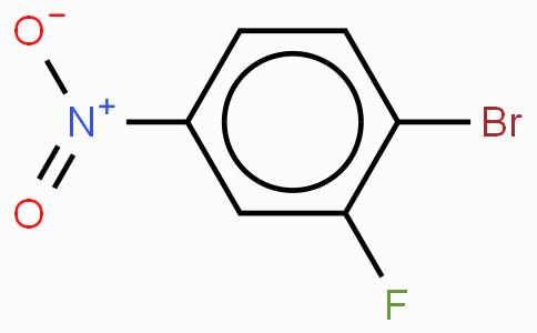1-溴-2-氟-4-硝基苯