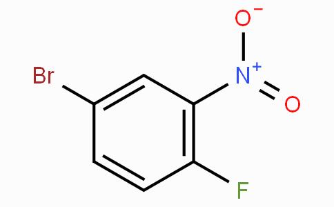 4-Bromo-1-fluoro-2-nitrobenzene