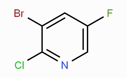 3-Bromo-2-chloro-5-fluoropyridine