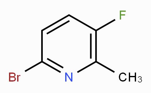 2-Bromo-5-fluoro-6-picoline