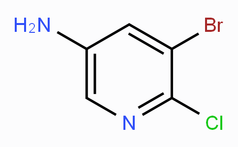 2-氯-3-溴-5-氨基吡啶