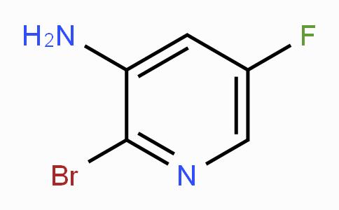 3-Amino-2-bromo-5-fluoropyridine