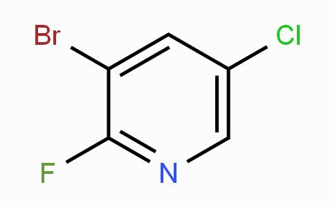 3-Bromo-5-chloro-2-fluoropyridine