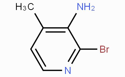 2-溴-3-氨基-4-甲基吡啶