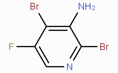 3-氨基-2,4-二溴-5-氟吡啶