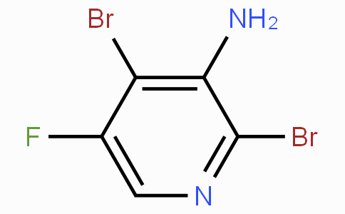 3-Amino-2,4-dibromo-5-fluoropyridine