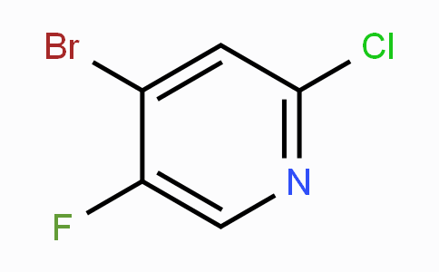 4-Bromo-2-chloro-5-fluoropyridine