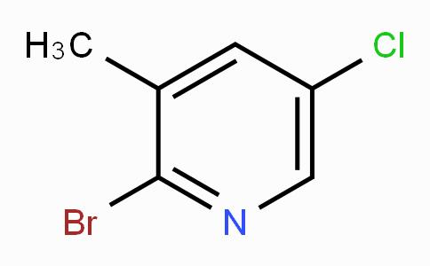 2-Bromo-5-chloro-3-picoline