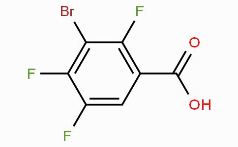 3-Bromo-2,4,5-trifluorobenzoic acid