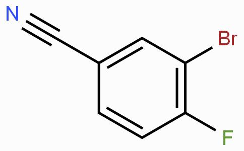 3-Bromo-4-fluorobenzonitrile