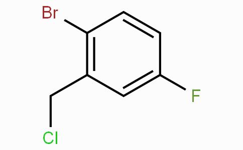 2-Bromo-5-fluorobenzyl chloride