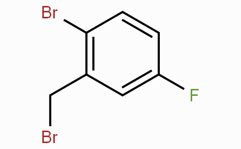 2-Bromo-5-fluorobenzyl bromide