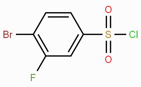 4-溴-3-氟苯磺酰氯