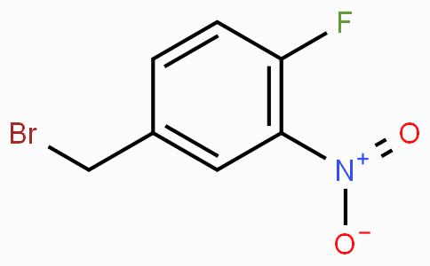 4-氟-3-硝基溴苄