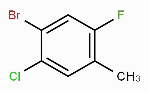 4-Bromo-5-chloro-2-fluorotoluene