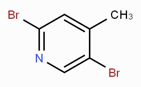 2,5-Dibromo-4-methylpyridine