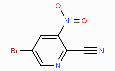 5-溴-2-氰基-3-硝基吡啶