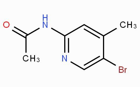 2-乙酰氨基-5-溴-4-甲基吡啶