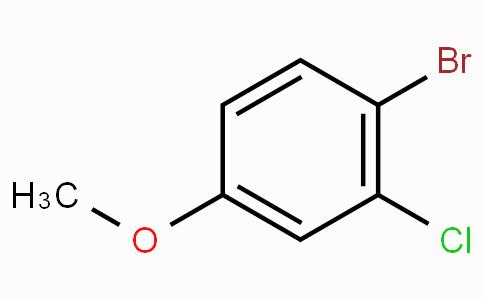 4-溴-3-氯苯甲醚