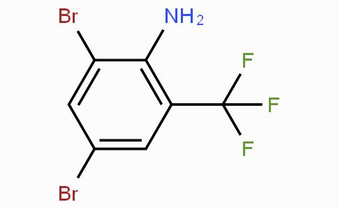2-氨基-3,5-二溴三氟甲苯