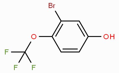 3-Bromo-4-trifluoromethoxyphenol