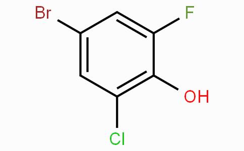 4-溴-2-氯-6-氟苯酚