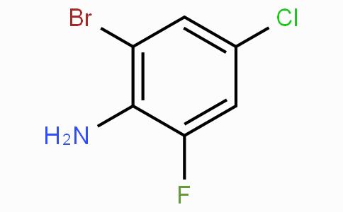 2-Bromo-4-chloro-6-fluoroaniline