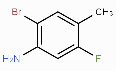 2-溴-5-氟-4-甲基苯胺