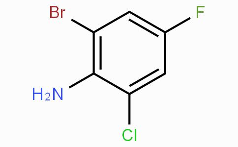 2-Bromo-6-chloro-4-fluoroaniline