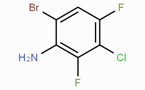 6-溴-3-氯-2,4-二氟苯胺