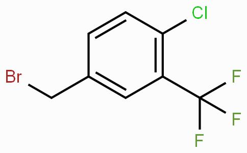 4-氯-3-(三氟甲基)苄基溴
