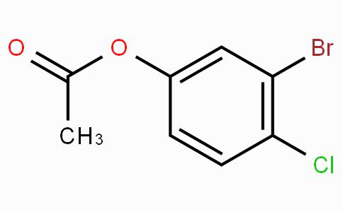 1-Acetoxy-3-bromo-4-chlorobenzene