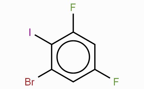 1-溴-3,5-二氟-2-碘苯