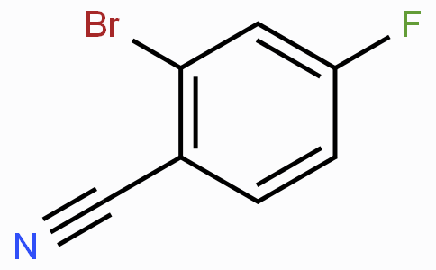 2-Bromo-4-fluorobenzonitrile