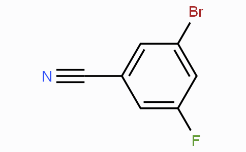 3-溴-5-氟苯甲腈