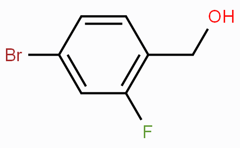 4-Bromo-2-fluorobenzyl alcohol