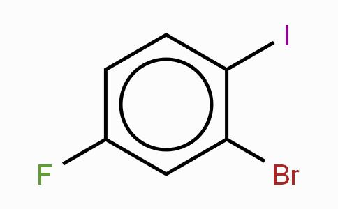 2-溴-4-氟-1-碘苯