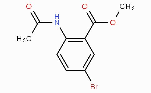 Methyl 2-acetamido-5-bromobenzoate
